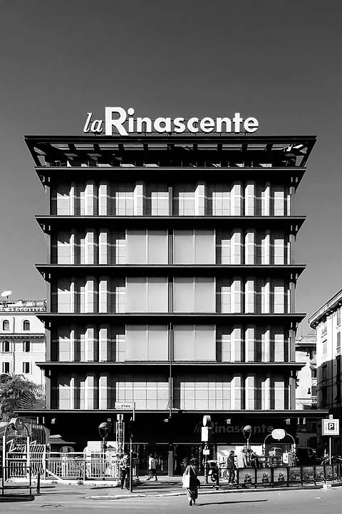 altrospazio fotografia, campagna di documentazione per DOCOMOMO Italia