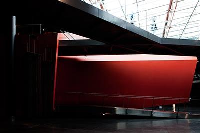 altrospazio fotografia, la nuova ala del MACRO progettata da Odile Decq