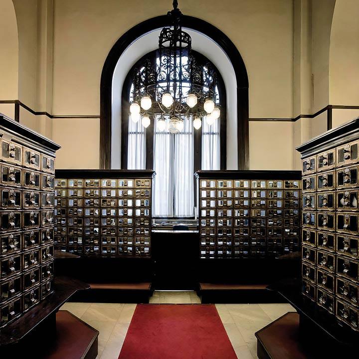 altrospazio fotografia, interno di Palazzo Montecitorio