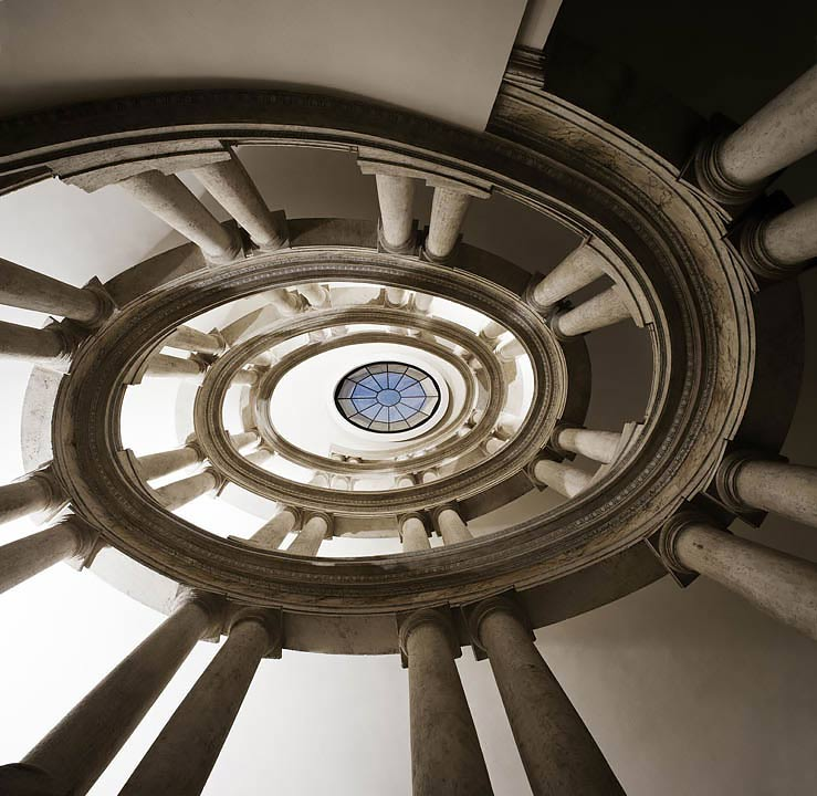 altrospazio fotografia, documentazione fotografica degli ambienti interni ed esterni del Palazzo del Quirinale