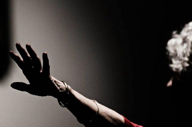 altrospazio fotografia, Roberta Garrison danza nel MACRO per il lavoro