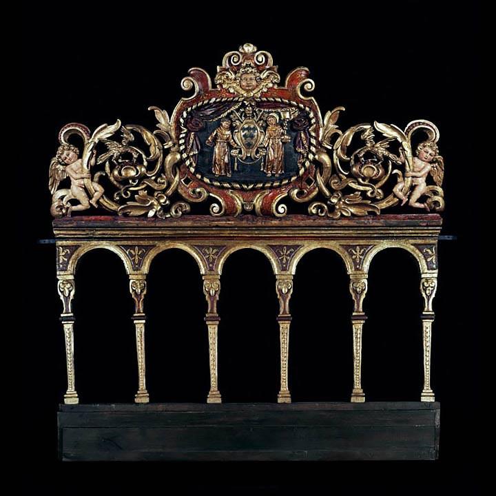 altrospazio fotografia, documentazione del restauro condotto nella stanza di Amore e Psiche a Castel S. Angelo a Roma